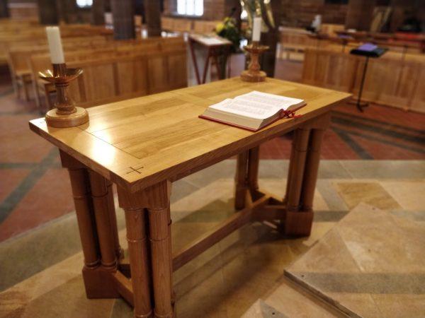Altar @ St Mary's Church Handsworth