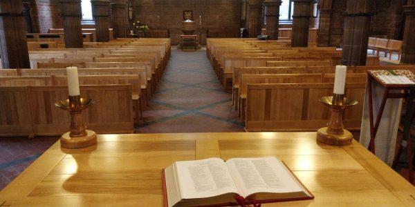 Altar, at Mary's Church Handsworth