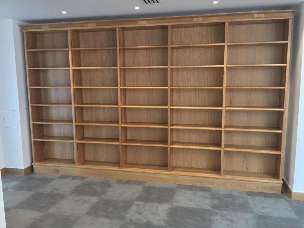 Wolfe Institute Bookcase