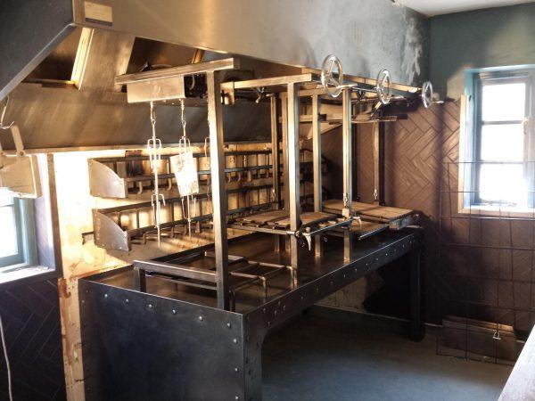 Wood Fired Grill @ Mash Inn