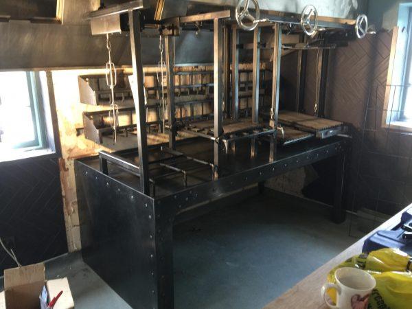 Wood Fired Grill @ The Mash Inn